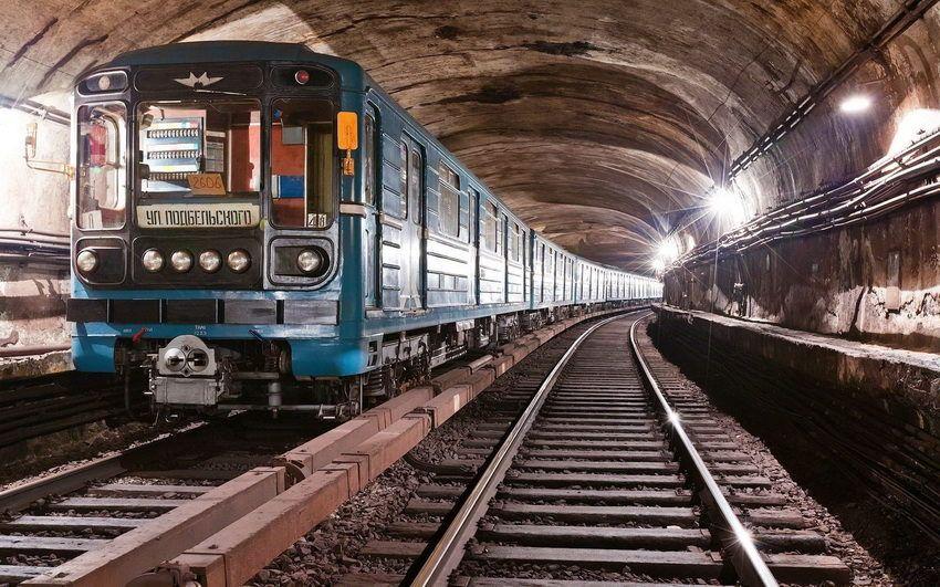 Московское метро в 2018 году