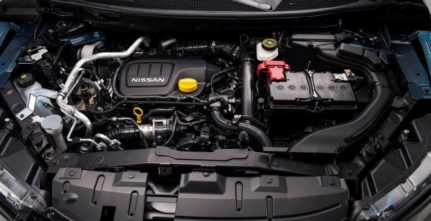 Силовая установка Nissan Qashqai