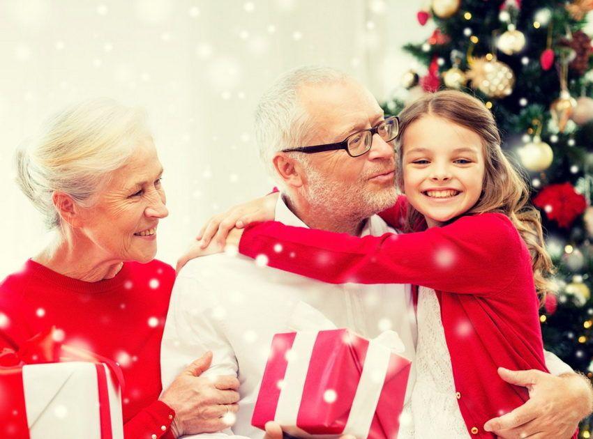 Что подарить на Новый год свекру и свекрови?