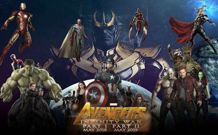 Мстители война бесконечности: дата выхода фильма 2018 года 1 часть