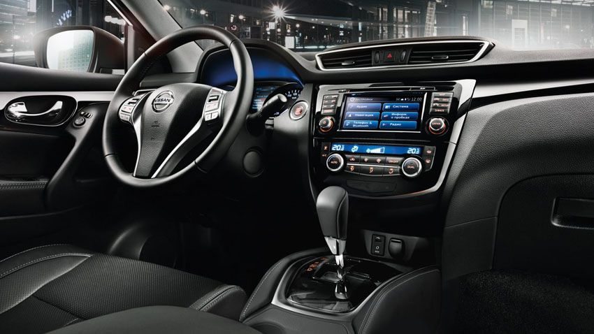 2018 nissan for Interior nissan qashqai 2018