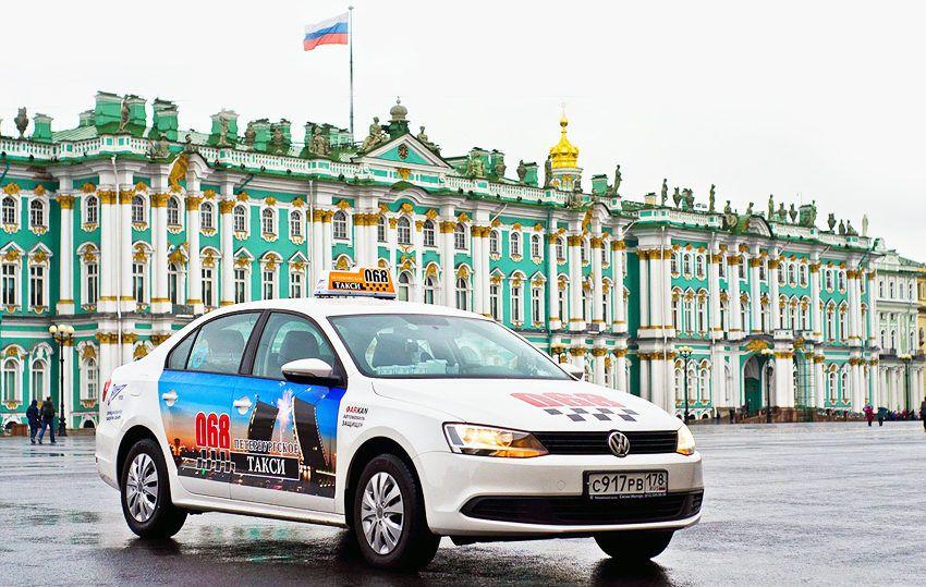 Такси в Санкт-Петербурге - таксомоторные службы СПб