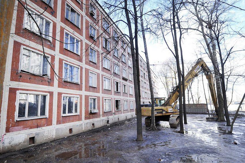 ветхая хрущевка в Москве - программа сноса пятиэтажек на 2017 - 2018 год - список адресов домов