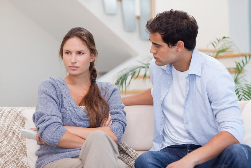 Problems with dating a divorced man