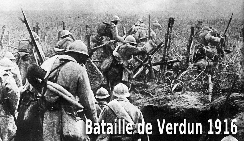 Битва при Вердене - дата выходла в 2018 году фильма 34-й батальон