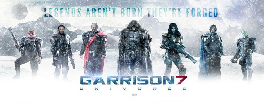 Новый фильм 2018 года Garrison 7 the Fallen - фото