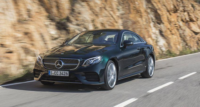Mercedes-Benz - авто 2018 года новинки в России