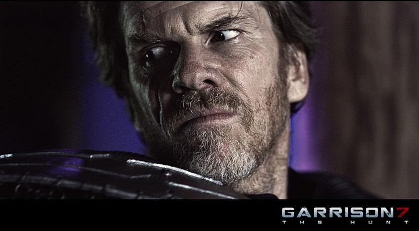Скотт Брюэр - создатель фильма Garrison 7 the Fallen
