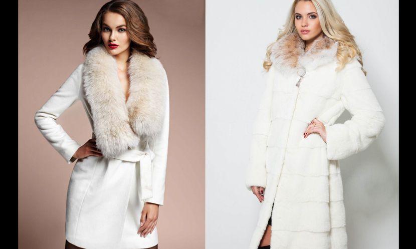 Белый цвет - тренд зимы 2018 года