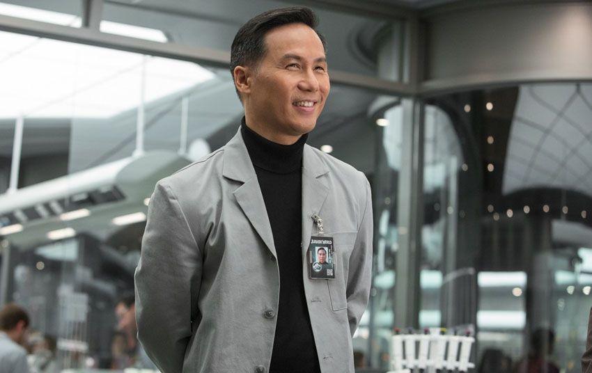 Брэдли Вонг - актер из фильма