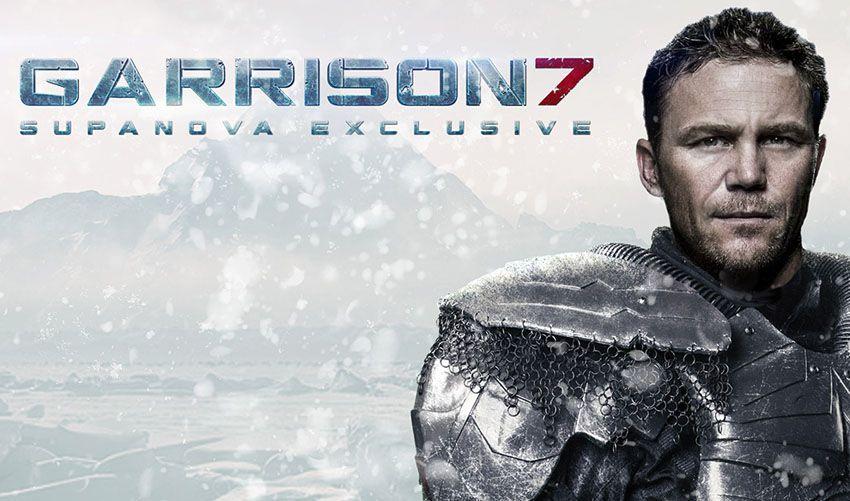 Брайан Краузе - актер из фильма Garrison 7 the Fallen