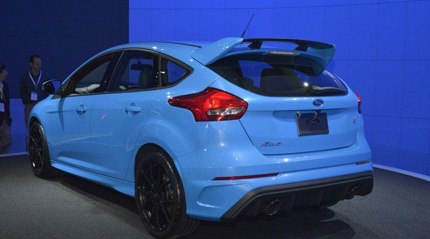 Новый Форд фокус 2018 года - экстерьер автомобиля