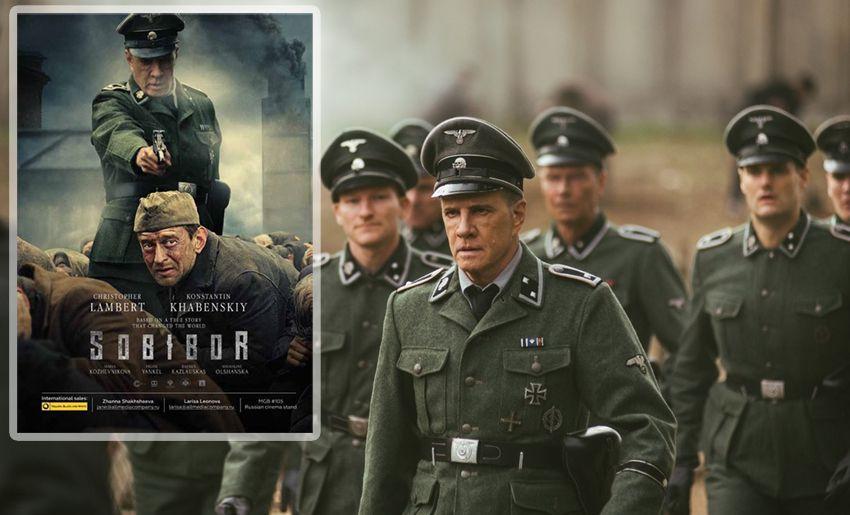 Собибор - фильм 2018 года, актеры, дата выхода