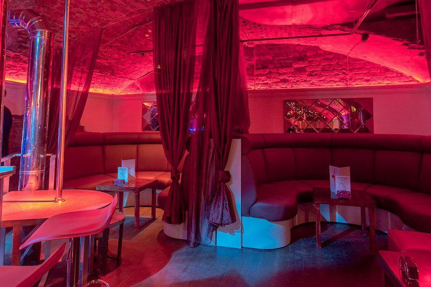 """бар """"Strip and Go"""" в Москве"""