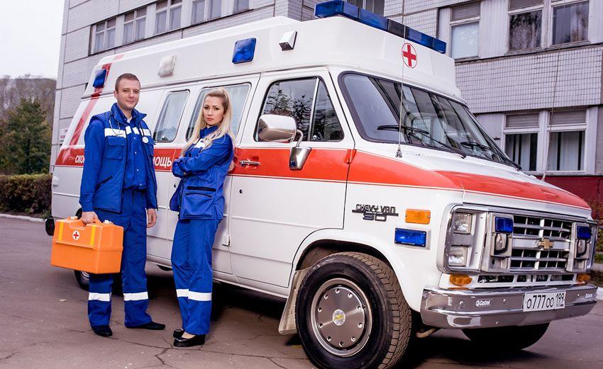 Платная частная скорая помощь в Нижнем Новгороде
