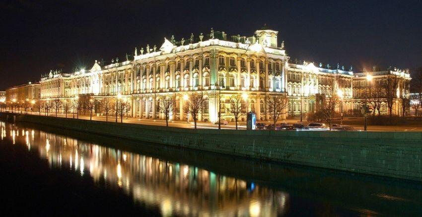 Гостиницы в Питере