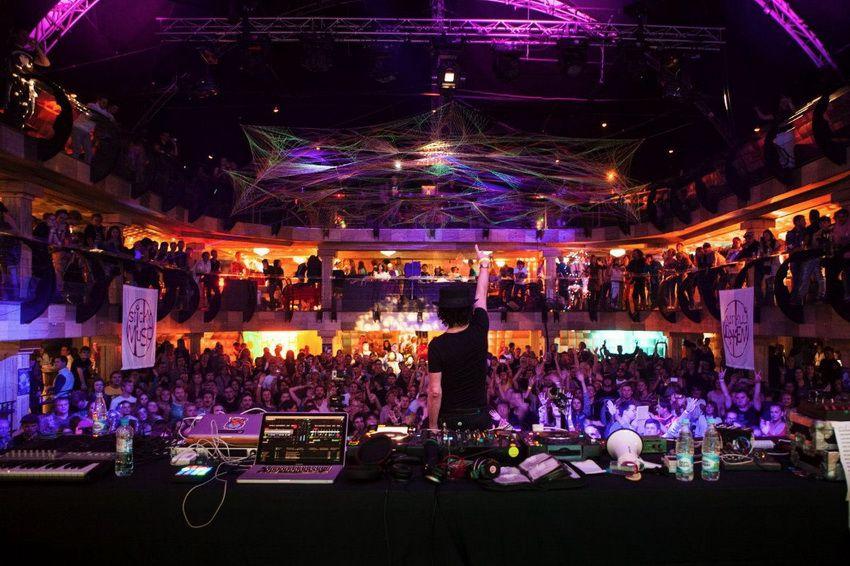 Лучшие ночные клубы города Москвы - адреса, контакты, описание, видео