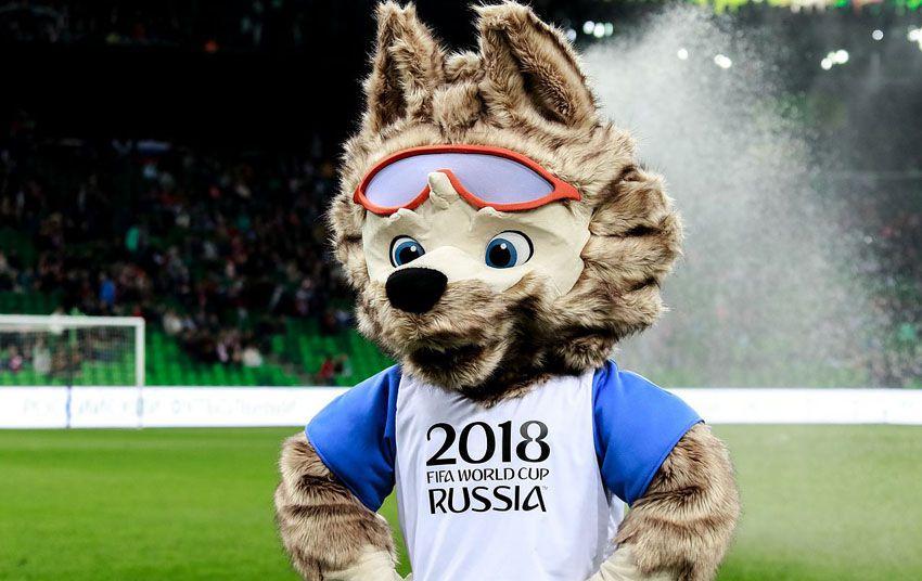 Символика талисмана - волк Забивака - чемпионат мира по футболу в 2018 году