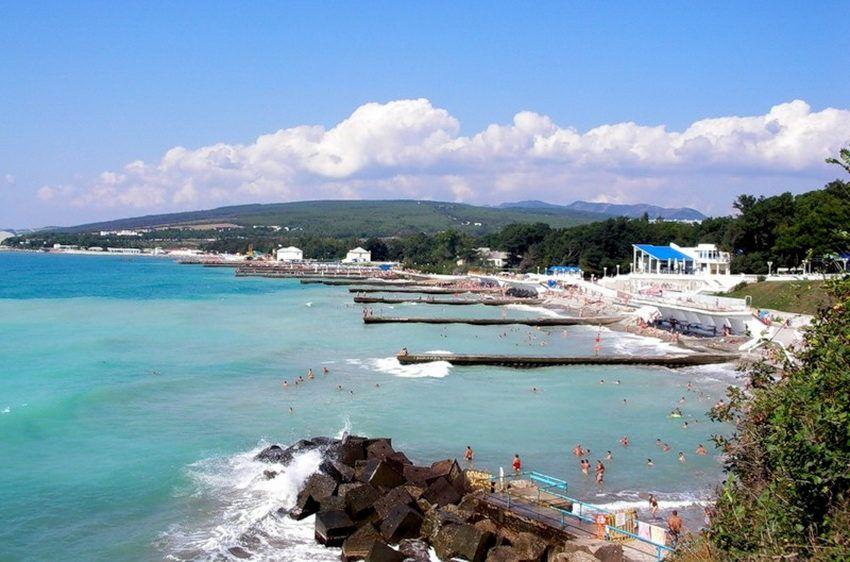 Отдых у самого моря в Дивноморском в частном секторе без посредников - цены в 2018 году
