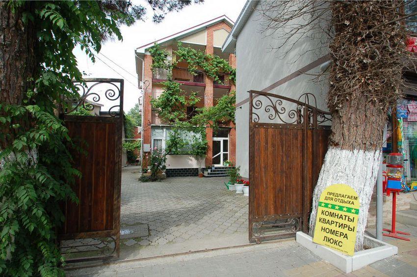 частный сектор в Дивноморском