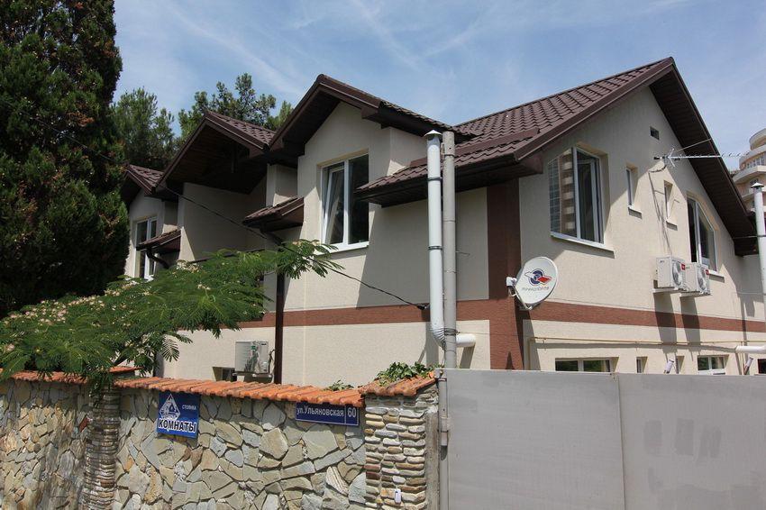 гостевые дома в Геленджике