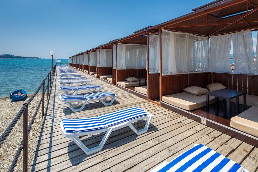 отдых в Геленджике на море в 2018 году - цены без посредников в частном секторе, гостиницы