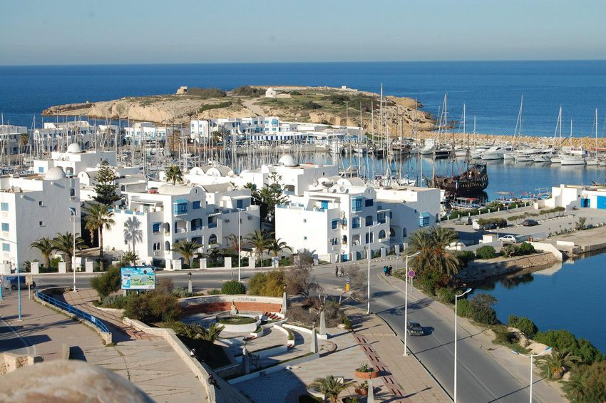 Тунис, город Монастир