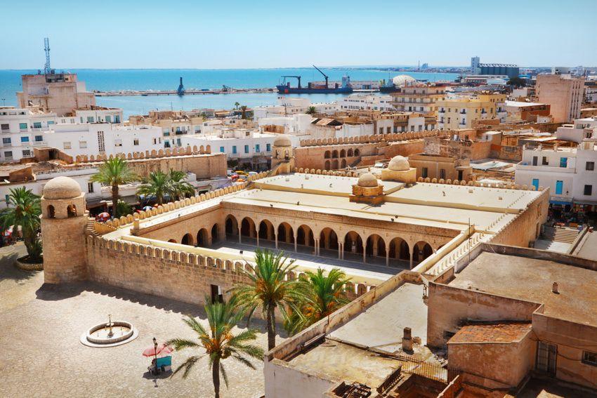 Тунис, город Сусс