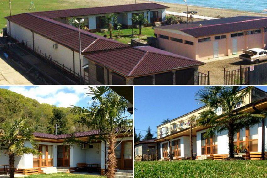 гостевые дома Абхазия