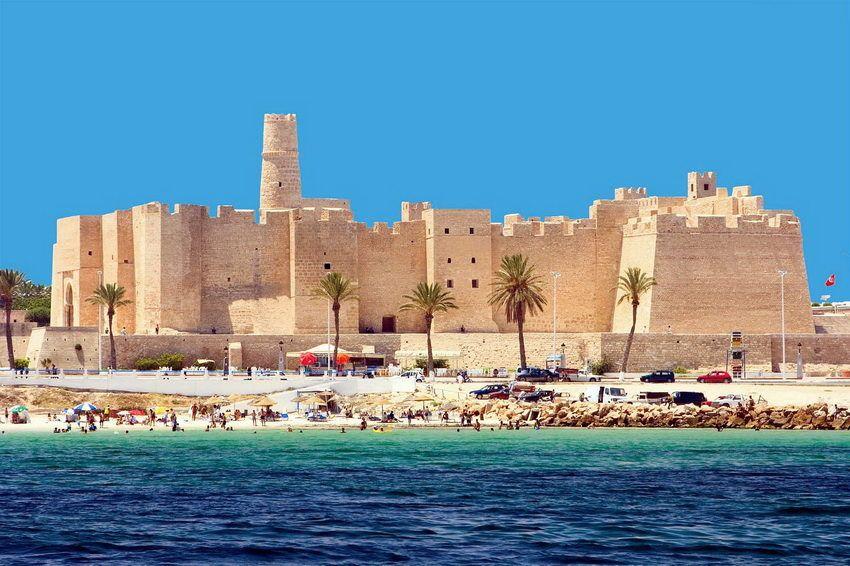 отдых в Тунисе на берегу моря недорого